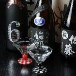 【お酒】 プレミアムな焼酎を開店記念特別価格でご提供