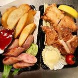 お得なテイクアウト バリューセット ◎福味鶏の山賊焼きセット(Mサイズ1~2人前)