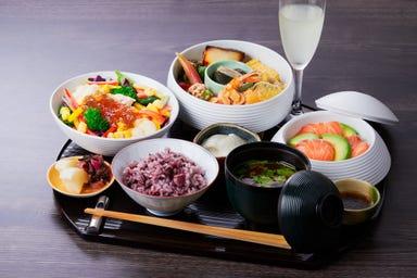 和食 宙 錦 コースの画像