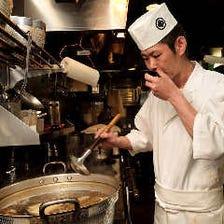 料理人の技が光る会席を大切な場に