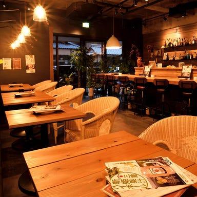 KOREA TERRACE DINING アイドコロ 店内の画像