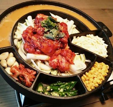 KOREA TERRACE DINING アイドコロ こだわりの画像