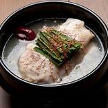 参鶏湯-サムゲタン-