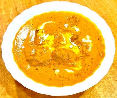 インド料理ガザル  こだわりの画像