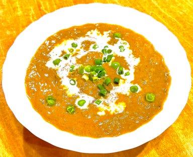 インド料理ガザル  メニューの画像