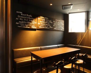 ステーキ&ワイン 371BAR ‐サンナナイチバル‐ 新宿三丁目 店内の画像