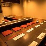 浅草・田原町近郊の貸切宴会に!二階掘りごたつ座敷でアットホーム宴会
