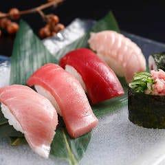 本格グルメ系回転寿司 海都 三田川店