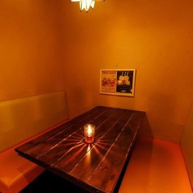 COMODO CANTINA  店内の画像