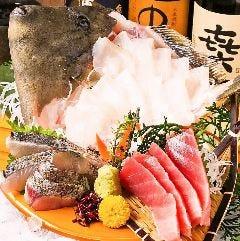 本マグロ入り!鮮魚盛り合わせ