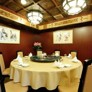 横浜中華街 北京飯店  店内の画像