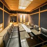 【完全個室】純和風個室