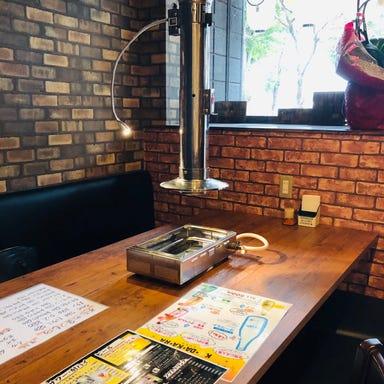 焼肉×肉寿司 おとぼけ  店内の画像