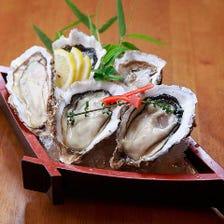 旬!最上級品質の新鮮生牡蠣
