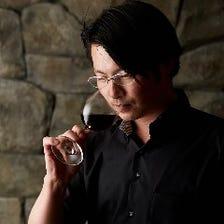 ソムリエ厳選ワイン100種以上!