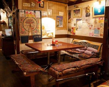 沖縄居酒屋 かちゃーしー 池袋店  店内の画像