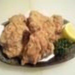 沖縄地鶏の唐揚げ