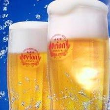 夏最適爽やかな旨味のオリオンビール