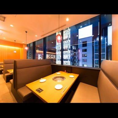 焼肉山水 銀座店 店内の画像