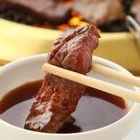 「どうせ食うなら、うまい肉」