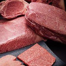 冷凍ではない、生肉にこだわる