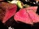 炭火でじっくり焼き上げる塊のお肉の味は格別です!おすすめです