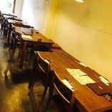 テーブル席(~4名様)