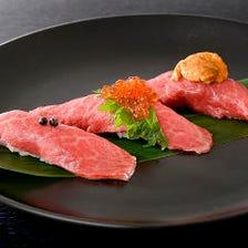 炙り寿司3種盛り