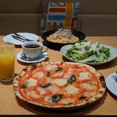ピッツェリア ドォーロ ローマ 台場店