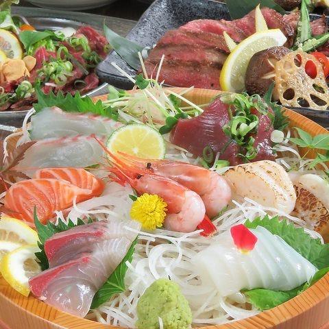 お魚お肉の大衆酒場 酒神楽