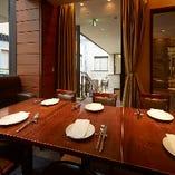 個室|当店自慢のスパニッシュイタリアンを味わいながら、素敵な時間をお楽しみください。