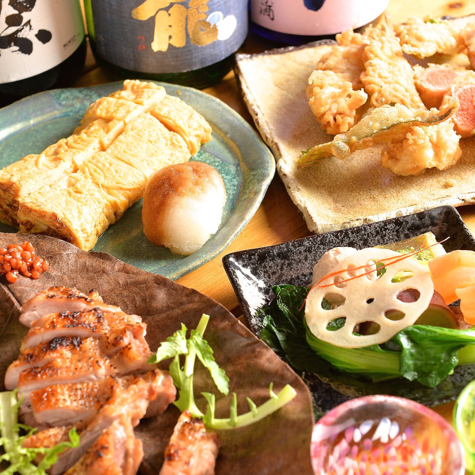茨城・日本の食材が楽しめるご宴会