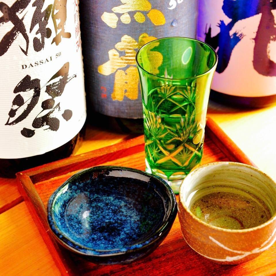 五鉄の日本酒飲み比べセット(2〜4種)