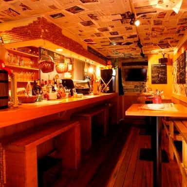 肉Bistro パテ屋 高円寺 店内の画像