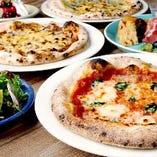 ◆コース◆ サラダ、前菜にハーゲンダッツアイスも満喫できる!