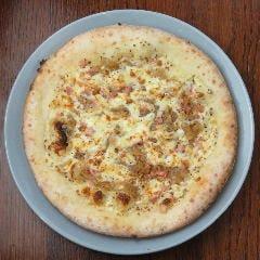 ベーコンと淡路産玉葱ソテー クリームチーズ
