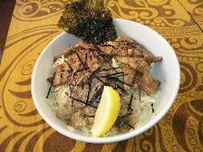【贅沢】ふじのくに熱川ポーク三味丼
