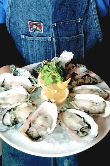 牡蠣ときどきサカナ メリケンサカナ  こだわりの画像