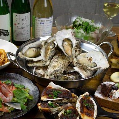 牡蠣ときどきサカナ メリケンサカナ  コースの画像