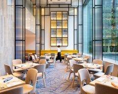 カフェ・イン・ザ・パーク ANAクラウンプラザホテル大阪