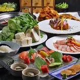 京の食材をたっぷり使用