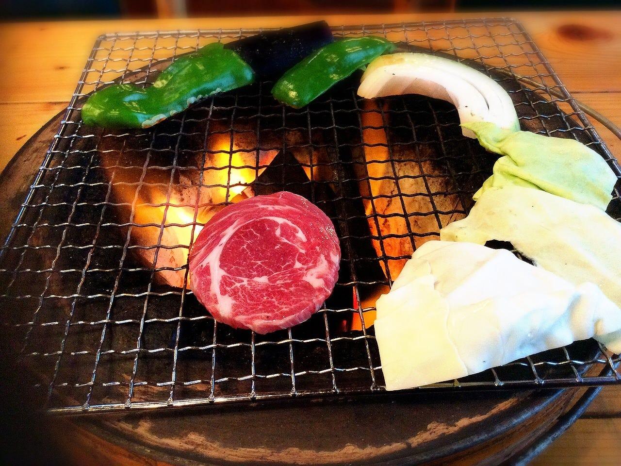 ジンギスカンの美味しい焼き方
