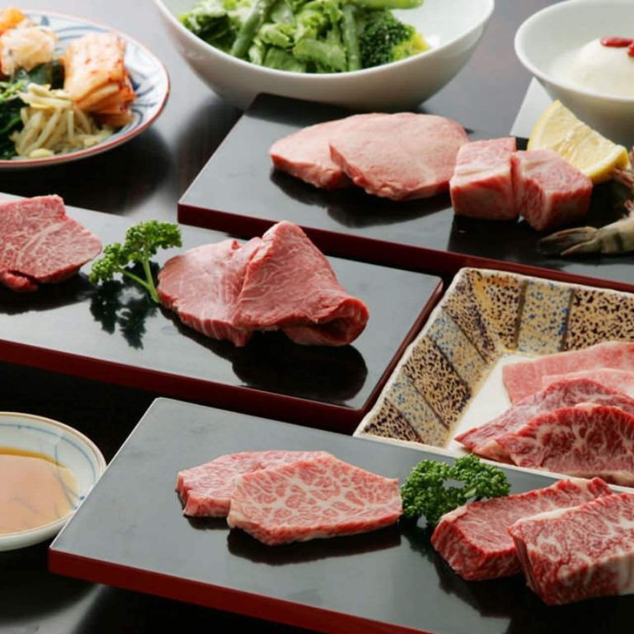接待や会食に高級焼肉を堪能 優雅なひとときをおもてなしします