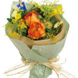 お花ご用意いたします。