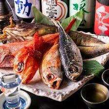 目利き、魚全てにこだわり抜く