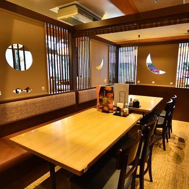 北海道生まれ 和食処とんでん 戸田新曽店 店内の画像