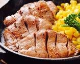 ボリューム満点の、厚切り牛タンは食べ応え抜群です!