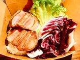 牛タンステーキ丼