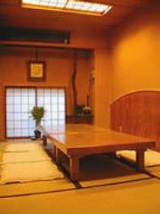 日本料理 八千代  店内の画像
