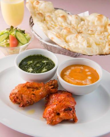 インド料理 チェルシー  コースの画像
